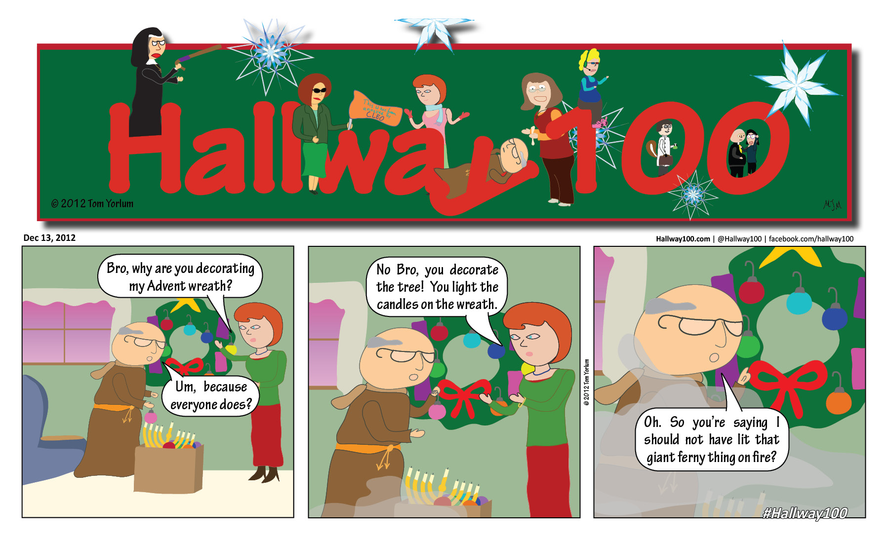 Dec 13th – Bro the Christmas Expert Pt. 2